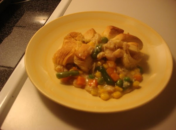 Chicken And Biscuit Oven Pie Recipe