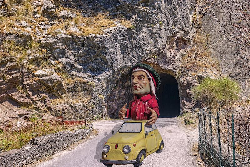appena fuori dal tunnel... ovvero made in italy di lugiube