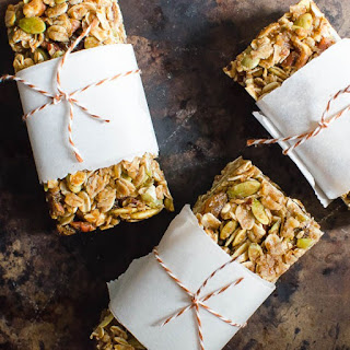Pumpkin Spice Granola Bar Recipes