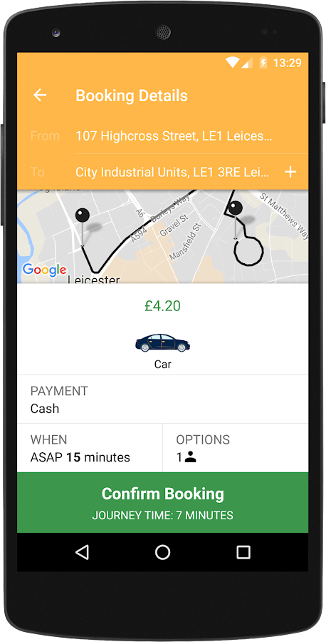 Hansom Taxis- screenshot