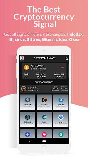 Cryptomaniac Pro - Most Accurate Crypto Signal Preview 0