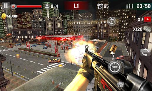 Sniper Shoot Fire War 1.1.0 APK