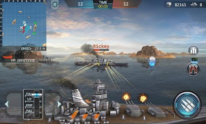 Warship Attack 3D 1.0.2 Apk (Unlimited Money) MOD 1