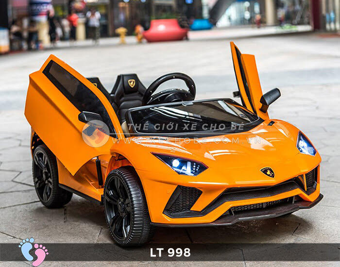 Xe hơi điện đồ chơi trẻ em LT-998 11