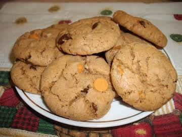 Butterscotch Chocolate Chip Cookies