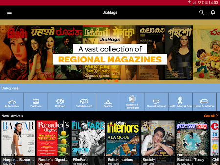 JioMags - Premium Magazines 1.1.5 screenshot 615017