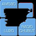 LU20 Radio Chubut icon