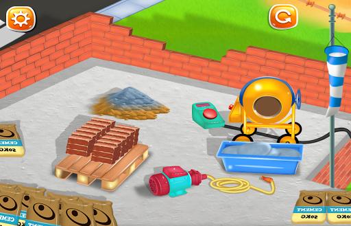 Construction City For Kids 1.0.4 screenshots 8