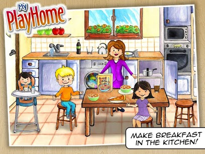 My PlayHome : Play Home Doll House 3.6.2.24 MOD for Android 2