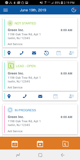 PestPac Mobile (version 3) 3.7.2 screenshots 2