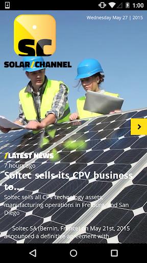 Solar Channel