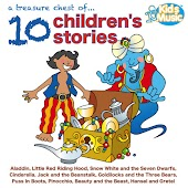 A Treasure Chest of 10 Children's Stories