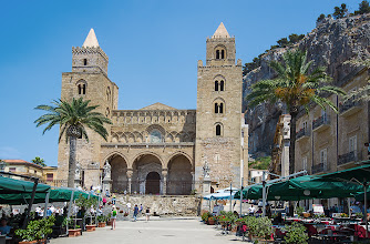 Photo: La cathédrale de Cefalù