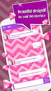 Download SMS Wallpaper Background for Texting For PC Windows and Mac apk screenshot 2