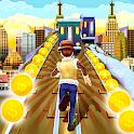 Royal Prince Subway Runner 3D 2019 icon