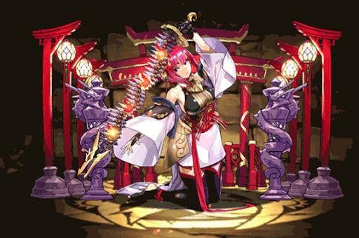 龍刀・蛇骨姫