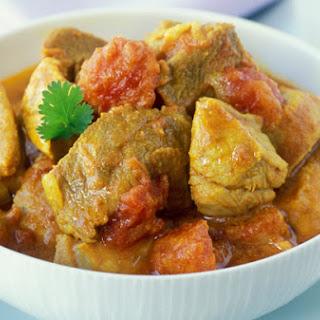 Pork Curry.