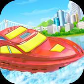 Turbo Speed Boat- River Racer