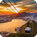 Rio de Janeiro Live Wallpaper icon