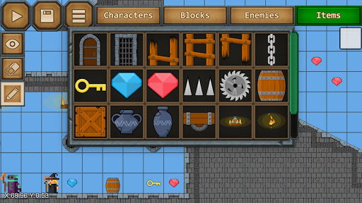 Epic Game Maker - Create and Share Your Levels!  captures d'écran 1