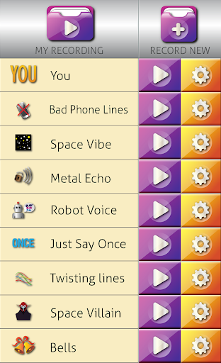 Change Voice For New Ringtone
