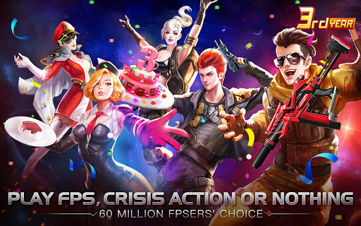 Crisis Action: 3rd Anniversary 3.0.4 7