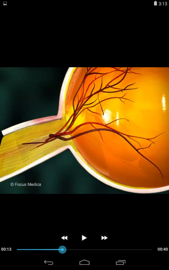 Ophthalmology- Dictionary- screenshot