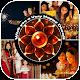 Diwali Family Photo Collage