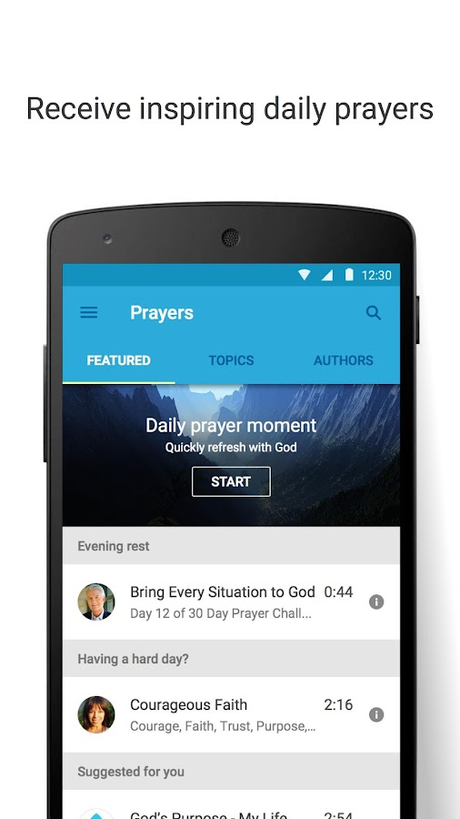 Abide prayer & meditation- screenshot