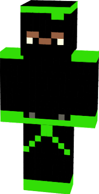 Vert nova skin - Ninja vert lego ...