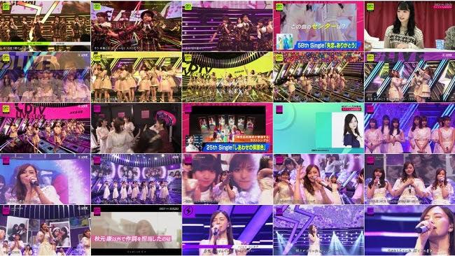 200316 (720p+1080i) CDTVスペシャル!卒業ソング音楽祭2020 (AKB48 Nogizaka46 Part)
