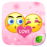 GO Keyboard Sticker Love Emoji