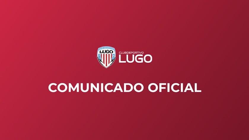 El club lo ha anunciado en su página web.