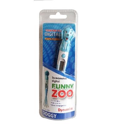 termometro digital dynamics funny zoo doggy