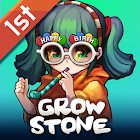 Grow Stone Online : 2d pixel RPG, MMORPG game icon