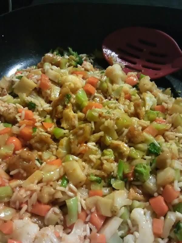 Asian Chicken Skillet Recipe