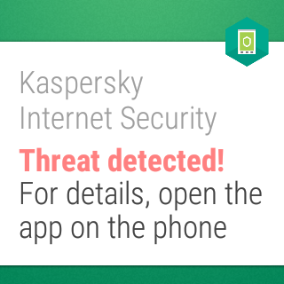 #23. Kaspersky Antivirus & Security (Android)