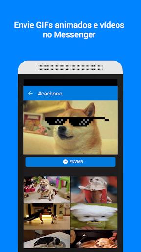 Tenor GIF Keyboard screenshot 1