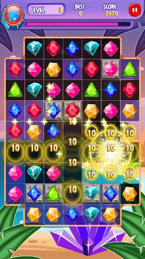 玩休閒App 宝石が衝突します免費 APP試玩