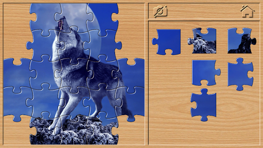 Animal Puzzles for Kids apkpoly screenshots 7