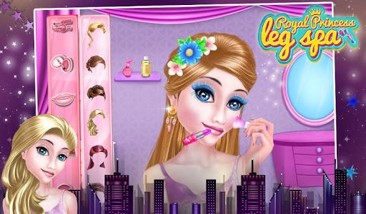 Royal Princess Leg Spa v1.0.0
