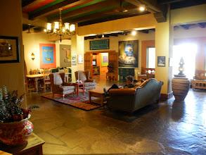 Photo: The lobby