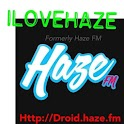 ilovehaze (formerly haze fm) icon