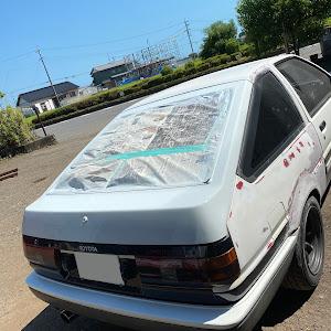 スプリンタートレノ  S59 GT-Vのカスタム事例画像 NOURIさんの2020年08月12日16:54の投稿