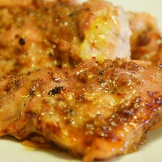 Garlic Brown Sugar Chicken.