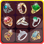 Connect Wedding Rings Icon