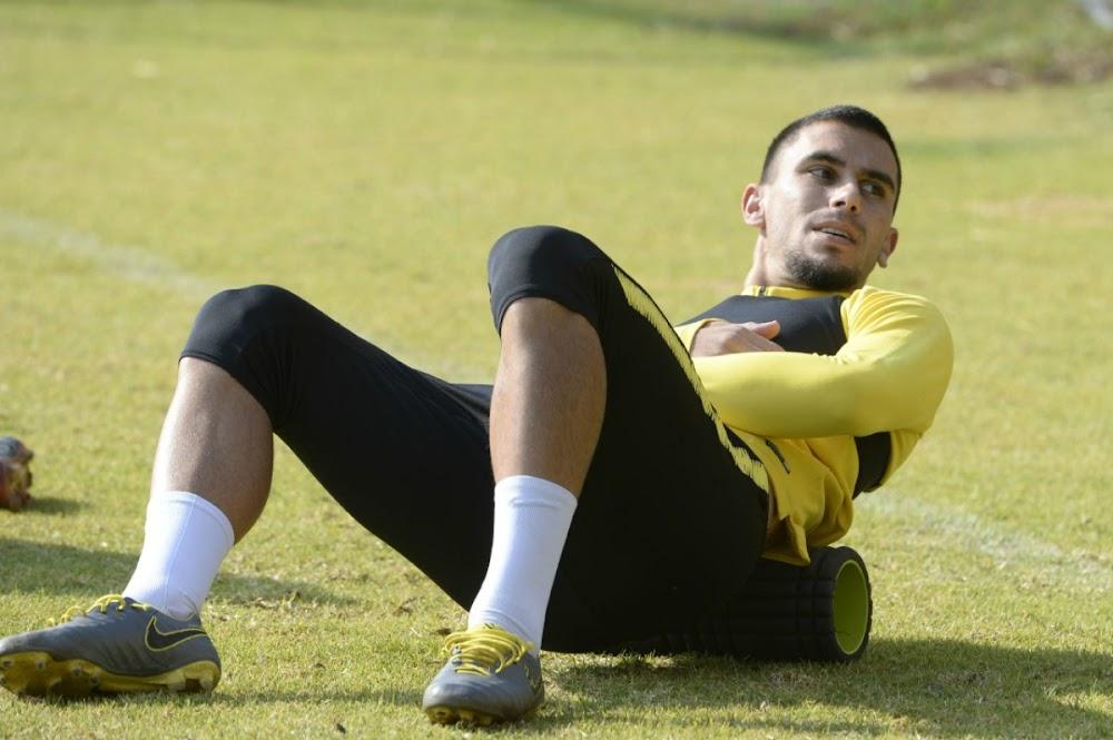 Lorenzo Gordinho jeuk om aan Chiefs te wys dat hy as speler op die geld by Celtic gegroei het