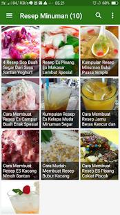 Resep Masakan Istimewa - náhled