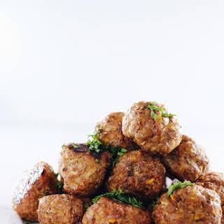 Butternut Breakfast Meatballs (Paleo, GF + Egg-Free).