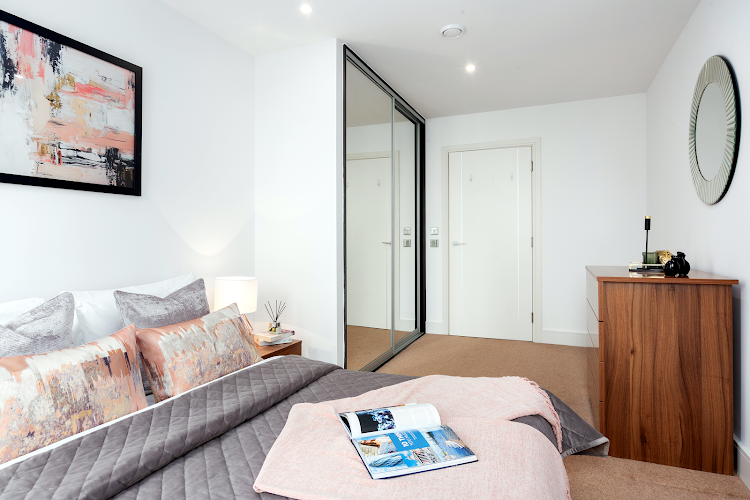 2 bedroom apartment at Altitude Point Serviced Apartments, Aldgate